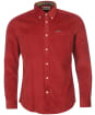 Men's Barbour Ramsey Tailored Shirt - Rust