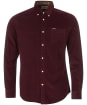 Men's Barbour Ramsey Tailored Shirt - Winter Red