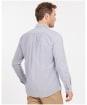 Men's Barbour Uxbridge Tailored Shirt - Navy