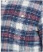 Men's Barbour International Steve McQueen Merchant Check Shirt - Navy Check