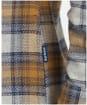 Men's Barbour Abletown Shirt - LT GREY MRL CHK
