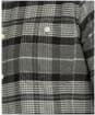 Men's Barbour Deltan Shirt - Grey Marl Check