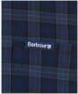 Men's Barbour Lomond Tailored Shirt - MIDNIGHT TARTAN