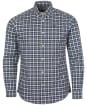 Men's Barbour Lamesley Tailored Shirt - Blue Check