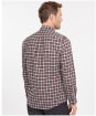 Men's Barbour Lamesley Tailored Shirt - Ruby Check