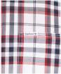Men's Barbour Hambledon Tailored Shirt - White Check