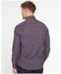 Men's Barbour Brendon Tailored Shirt - Navy Check