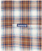 Men's Barbour Epping Eco Tailored Shirt - Rust Check