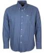 Men's Barbour Dilwood Regular Fit Shirt - Blue