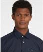 Men's Barbour Tarland Tailored Shirt - Midnight