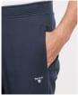 Men's Barbour Essential Jersey Joggers - Navy