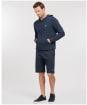 Men's Barbour Essential Jersey Shorts - Navy