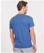 Men's Barbour Sports Tee - Loch Blue