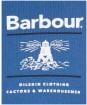 Men's Barbour Reed Tee - Loch Blue
