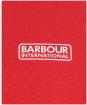 Men's Barbour International Torque Tipped Tee - Salsa