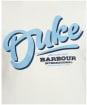 Men's Barbour International Legacy Duke Tee - Whisper White