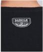 Men's Barbour International Legacy A7 Tee - Black