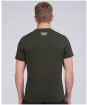 Men's Barbour International Legacy A7 Tee - Forest