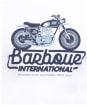 Men's Barbour International Reflex Tee - White