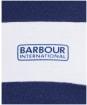 Men's Barbour International Accelerator Panel Tee - Regal Blue