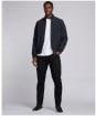Men's Barbour International Runnel Waterproof Jacket - Black