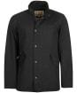 Men's Barbour Chester Waterproof Jacket - Black