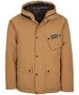 Men's Barbour International Slipstream Shoreditch Waterproof Jacket - Sandstone