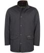 Men's Barbour Campion Waterproof Jacket - Navy