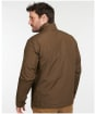 Men's Barbour Waterproof Chelsea Jacket - Dark Olive