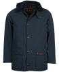 Men's Barbour Ashby Waterproof Jacket - Navy