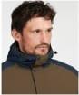 Men's Barbour Ambleton Waterproof Jacket - Navy