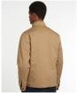 Men's Barbour Fenworth Waterproof Jacket - Sand