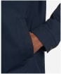 Men's Barbour Fenworth Waterproof Jacket - Navy