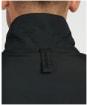 Men's Barbour Arden Waterproof Jacket - Black