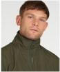 Men's Barbour Arden Waterproof Jacket - Olive