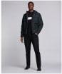 Men's Barbour International Vision Waterproof Jacket - Black