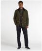 Men's Barbour Bodey Wax Jacket - Archive Olive