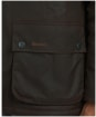 Men's Barbour Bodey Wax Jacket - Rustic