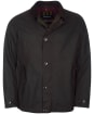 Men's Barbour Commuter Wax Jacket - Rustic