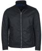 Men's Barbour Harrington Wax Jacket - Navy