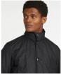 Men's Barbour Century Wax Jacket - Navy