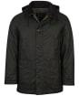 Men's Barbour Tidal Wax Jacket - Black
