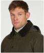 Men's Barbour Tidal Wax Jacket - Fern