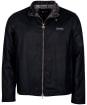 Men's Barbour International Mind Wax Jacket - Black