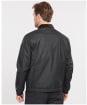 Men's Barbour Vital Waxed Jacket - Navy