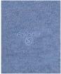 Men's Barbour Essential Lambswool Crew Neck Sweater - Sea Blue