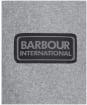 Men's Barbour International Slipstream Lined Knit - Anthracite Marl