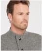 Men's Barbour Tisbury Zip Through - Grey
