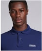 Men's Barbour International Essential Polo - Regal Blue