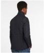 Men's Barbour Lutz Quilted Jacket - Navy